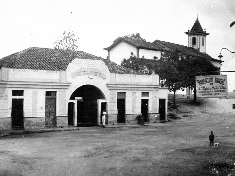 Foto Antiga Mercado Municipal Maurílio Lages